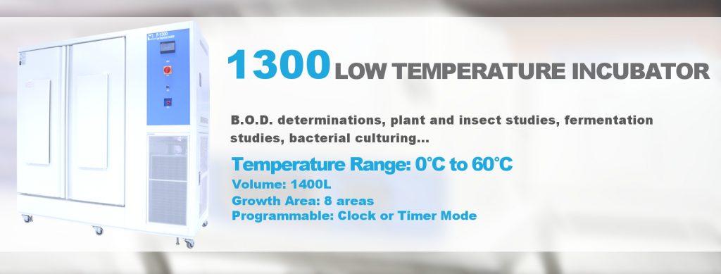 Incubateur 1300-LT