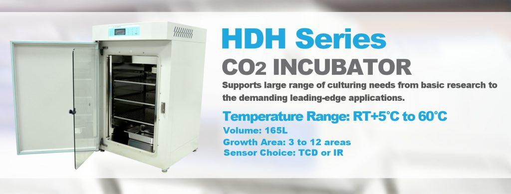 Incubateur à CO2 - HDH