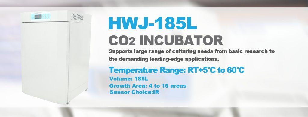 Incubateur à CO2 - HWJ-185