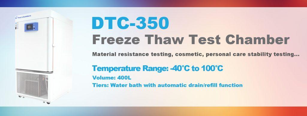 Chambre climatique DTC-350