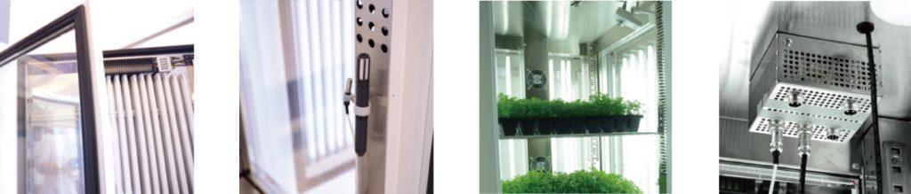 réponse des plantes au CO2- série F-130