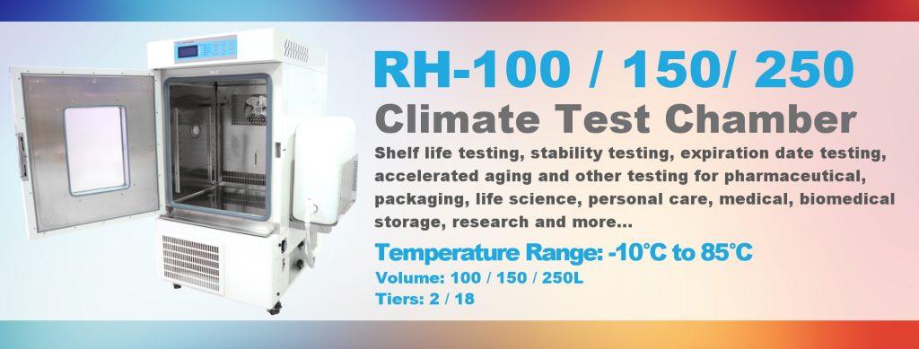 Chambre de test RH-100