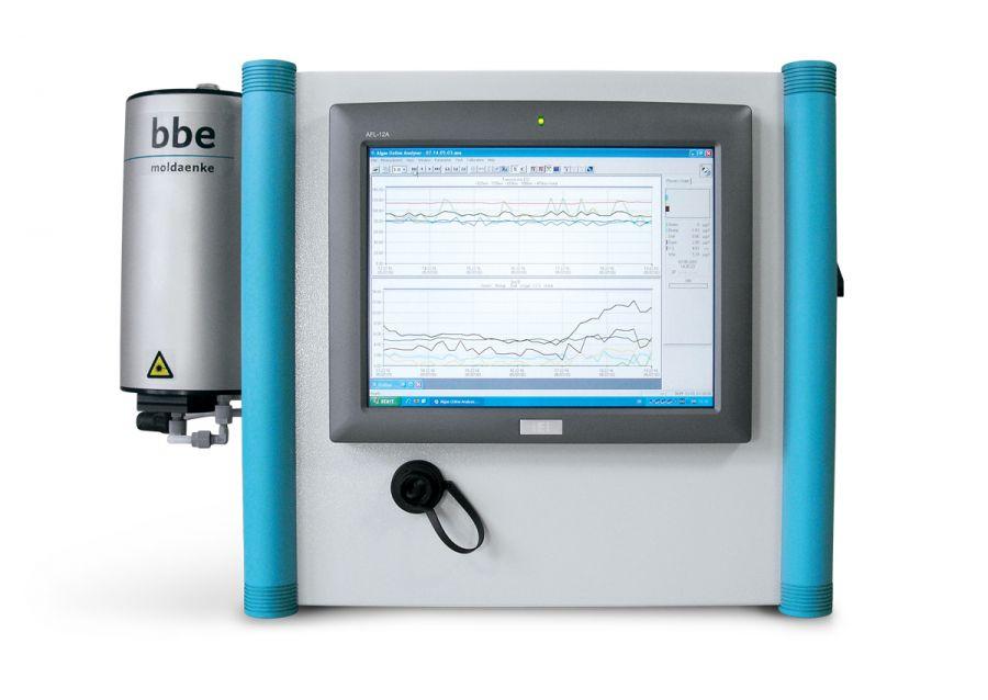 analyseur d'algues en ligne - bbe