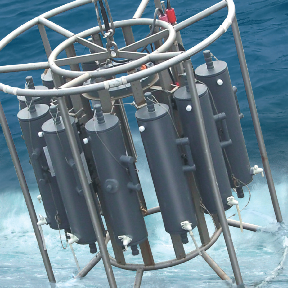 Multi-Echantillonneur d'eau MWS 12