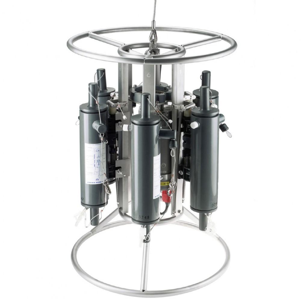 Multi échantillonneur d'eau SlimLine 6
