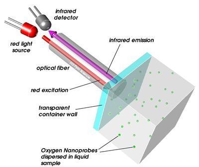 Nano-sonde